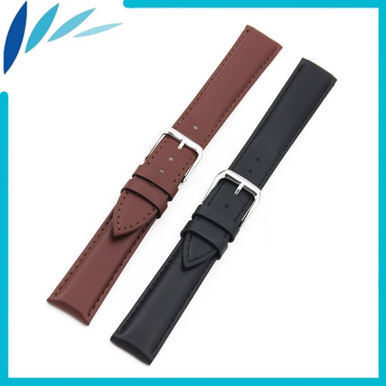 Genuine Leather Watch Band 14mm 16mm 18mm 20mm 22mm 24mm