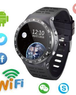 Fashion GPS Men Watch S99A 3G WiFi Smartwatch Phone