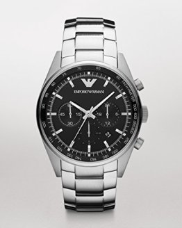 Emporio Armani Sportivo Men's Stainless Steel Watch AR5980