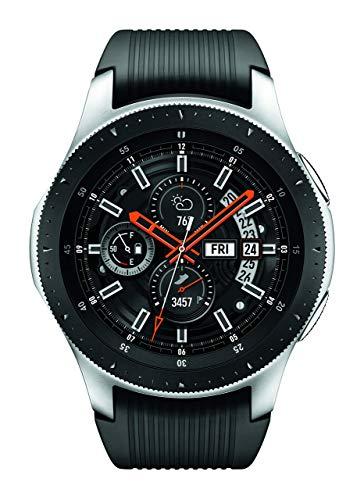 Samsung Galaxy Watch (46mm) Silver (Bluetooth) SM-R800NZSAXAR US Version with Warranty (Renewed)