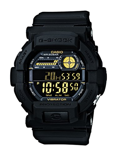 Casio GD-350-1BDR Wristwatch