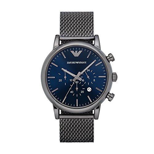 Emporio Armani Men's AR1979 Dress Gunmetal Watch