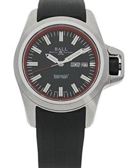 Ball Gents-Wristwatch Engineer Hydrocarbon DEVGRU Date Weekday Analog Automatic NM3200C-PJ-BKRD