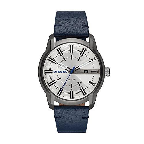Diesel Men's DZ1866 Armbar Analog Display Quartz Blue Watch
