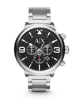 A|X Men's Stainless Steel Watch AX1369