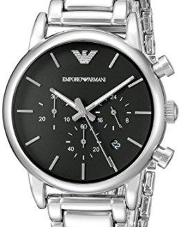 Emporio Armani Men's AR1853 Dress Silver Watch