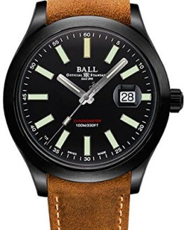 Ball Engineer II Green Berets Chronometer Automatic NM2028C-L4CJ-BK