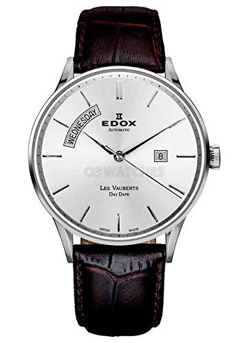 Edox Men's Automatic Watch 83010-3B-AIN
