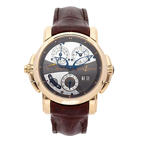 Ulysse Nardin Sonata Mechanical (Automatic) Grey Dial Mens Watch