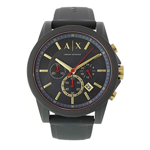 Armani Exchange Men's Stainless Steel Analog-Quartz Watch
