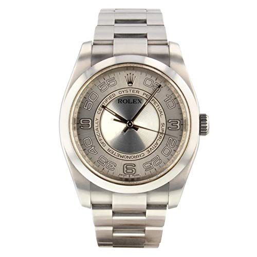 Rolex Oyster Perpetual Automatic-self-Wind Male Watch 116000 (Certified Pre-Owned)