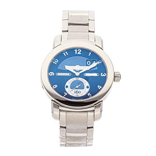 Ulysse Nardin 160th Anniversary Mechanical (Automatic) Blue Dial Mens Watch