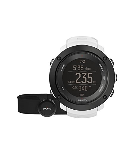 SUUNTO Ambit3 Vertical White Run Watch