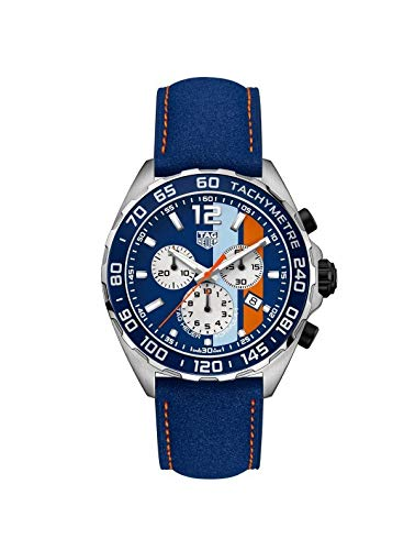 TAG Heuer Formula 1 Gulf Racing Special Edition Watch