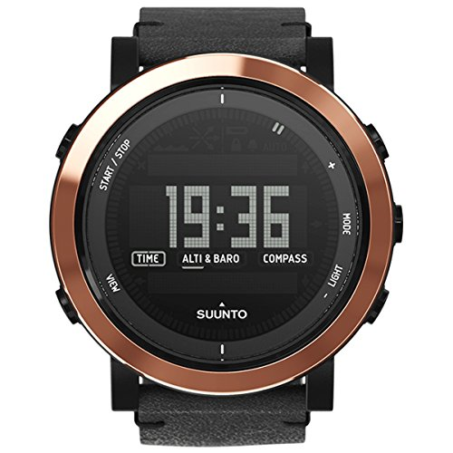 Suunto Essential Ceramic Watch - Copper Black, one Size