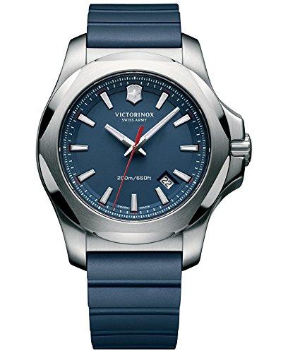 Victorinox Swiss Army INOX 241688.1 Mens Wristwatch Solid Case