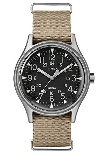 TIMEX Green Fabric Watch