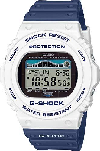 Casio GWX5700SS-7 G-Shock Men's Watch Blue 55.8mm Resin G-Lide
