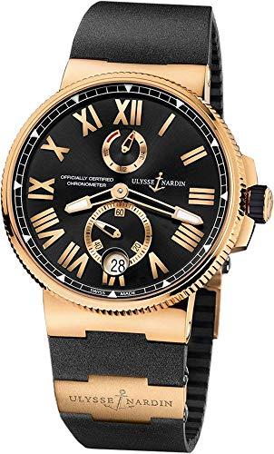 Ulysse Nardin Marine Chronometer Rose Gold Men's Watch