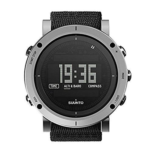 Suunto Essential S Digital SS Textile Multi Quartz Men's Watch