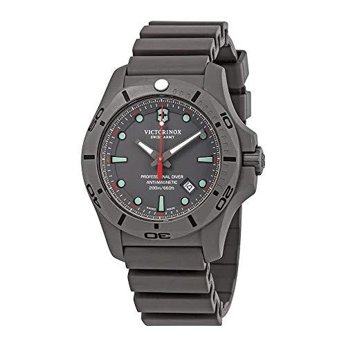 Victorinox I.N.O.X. Professional Diver Grey Dial Men's Watch 241810