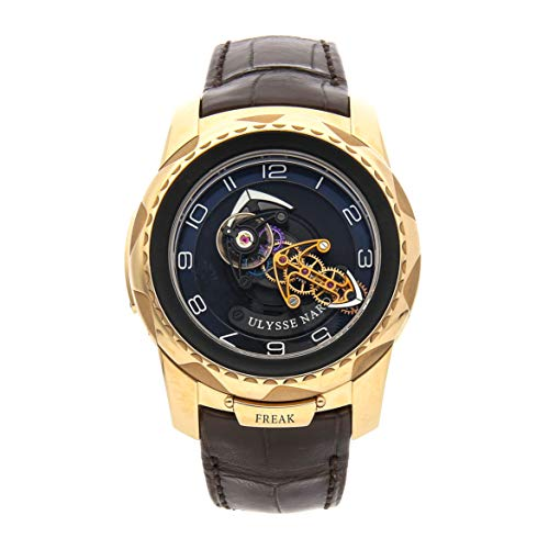 Ulysse Nardin Freak Mechanical (Hand-Winding) Black Dial Mens Watch