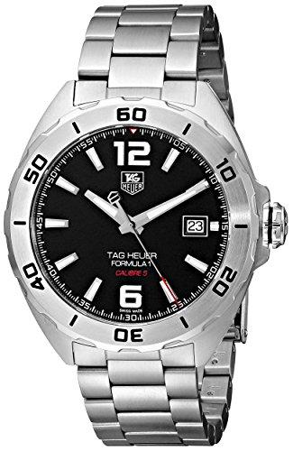 TAG Heuer Men's WAZ2113.BA0875 Stainless Steel Automatic Watch