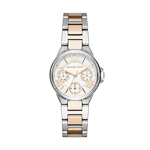 Michael Kors Women's Mini Bailey Two-Tone Stainless Steel Watch MK6448