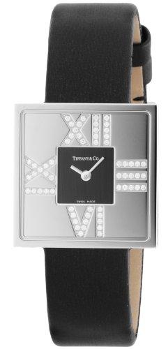 Tiffany & Co. Wristwatch Atlas Cocktail Square Lady Diamond