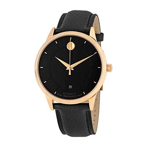 Movado 1881 Automatic Movement Black Dial Men's Watch 607062