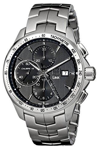 TAG Heuer Men's Link Stainless Steel Watch