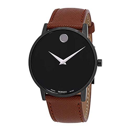 Movado Museum Classic Black Dial Men's Watch 0607198