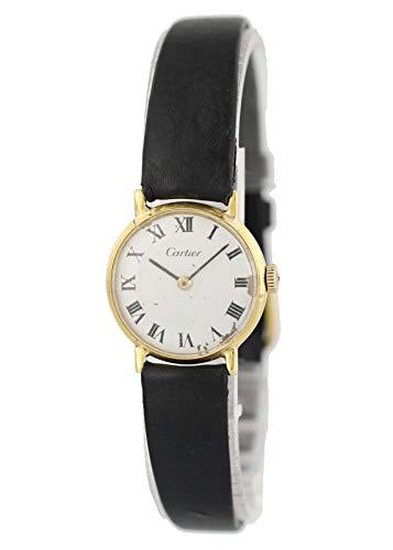 Cartier Vintage Mechanical-Hand-Wind Female Watch Unknown