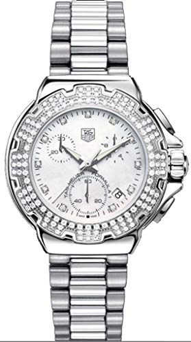 TAG Heuer Women's Formula 1 Diamond Accented Chronograph Watch