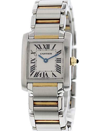 Cartier Tank Francaise Quartz Female Watch