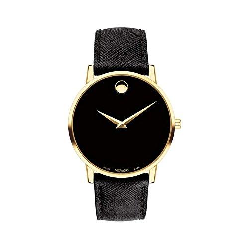 Movado Museum Black Dial Men's Watch