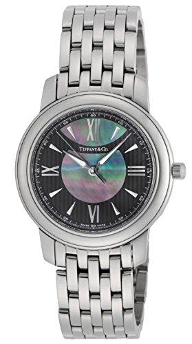 Tiffany & Co. Mark Black Pearl Dial Women Watch