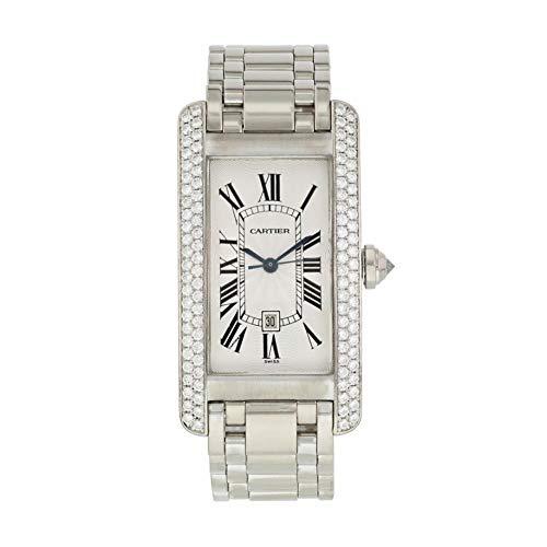 Cartier Tank Americaine Automatic-self-Wind Female Watch