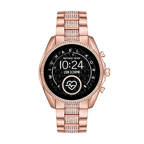 Michael Kors Access Women's Bradshaw 2 Touchscreen Stainless Steel Smartwatch
