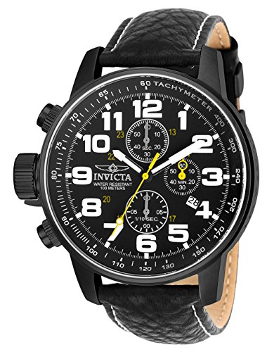 Invicta Men's Force Collection Stainless Steel Left-Handed Watch