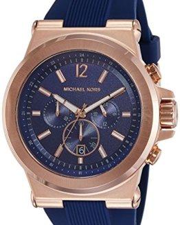 Michael Kors Men's Dylan Rose Gold-Tone Watch