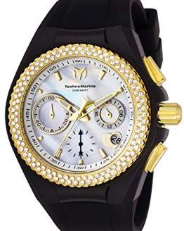 Technomarine Women's Cruise Valentine Stainless Steel Quartz Watch