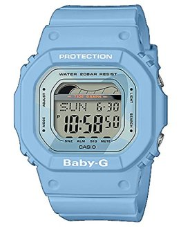 Casio G-Shock Watch, Light Blue, One Size