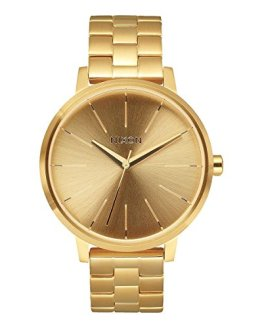NIXON Women's Quartz Watch with Stainless Steel Strap, Gold