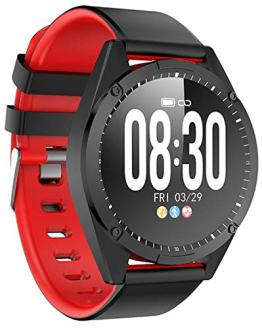 Smart Watch for Android iOS Pedometer Sleeping Color Screen Calorie Counter