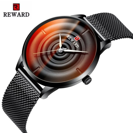 Luxury Brand New Fashion Color Bright Glass Watch