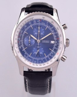 Corgeut Fashion Quartz Watches Men Luxury Brand