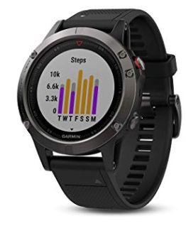 Garmin fēnix 5, Premium and Rugged Multisport GPS Smartwatch
