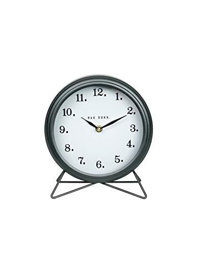 Rae Dunn Desk Rustic Clock