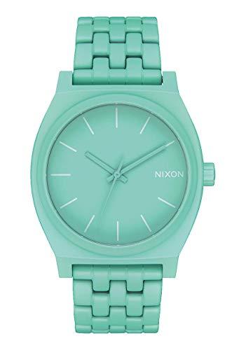 NIXON Time Teller A045 - Mint - 100m Water Resistant